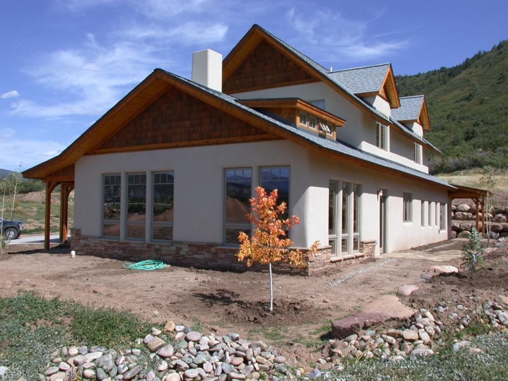 Solar home building plans durango solar homes for Home plans colorado
